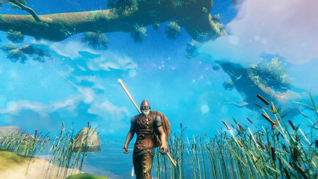 Appeared a survival game co-op Valheim, allowing gamers to play the role of Viking warriors - Photo 1.
