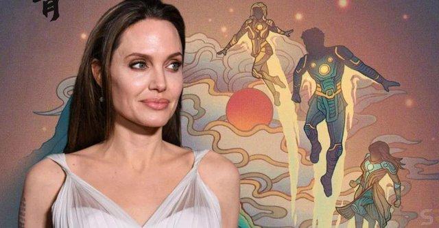 Tiết lộ lý do vì sao Angelina Jolie quyết định bắt tay hợp tác với MCU trong Eternals ở độ tuổi tứ tuần - Ảnh 1.