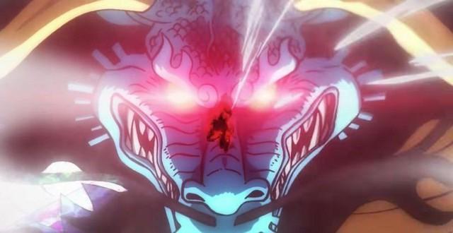 Điểm yếu từ Gear 4 của Luffy lại trở thành vấn đề trong One Piece chương 1003 - Ảnh 3.