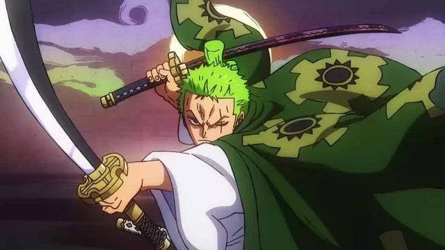 One Piece: Cuối cùng thì Zoro cũng chém qua da rồng, khiến Kaido chảy máu trong chương 1003 - Ảnh 4.
