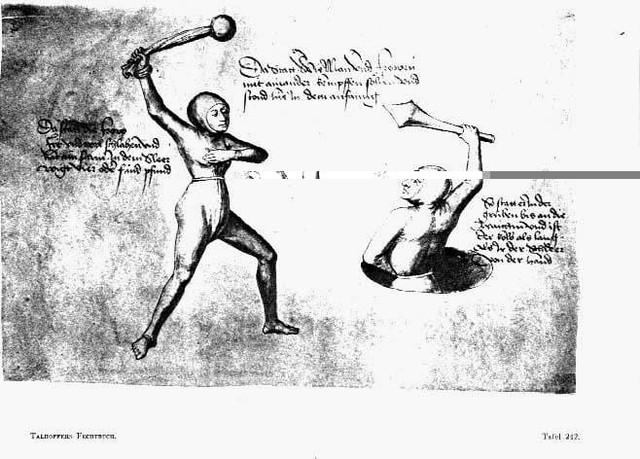 Cách giải quyết mâu thuẫn gia đình thời Trung Cổ: Vợ chồng quyết đấu tay đôi, ai thắng là đúng! - Ảnh 2.