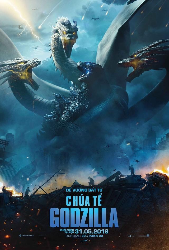 Điểm lại những dấu mốc chói lọi trong vũ trụ quái vật MonsterVerse nhà Warner Bros - Ảnh 5.