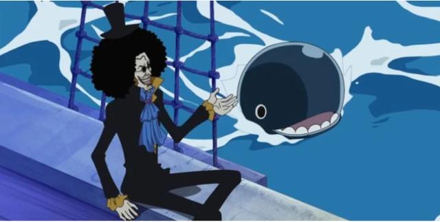 One Piece: Brock – Chàng nhạc sĩ xương vui tính thích xem quần lót phụ nữ cũng có 1 quá khứ đau lòng - Ảnh 2.