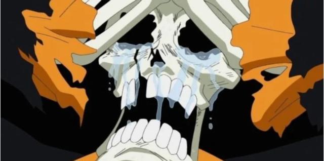 One Piece: Brock – Chàng nhạc sĩ xương vui tính thích xem quần lót phụ nữ cũng có 1 quá khứ đau lòng - Ảnh 3.