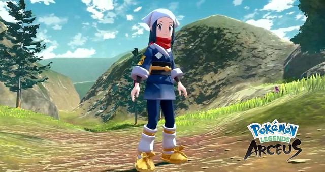 Cộng đồng game thủ trầm trồ trước sự rộng lớn của bom tấn thế giới mở Pokémon Legends Arceus - Ảnh 1.
