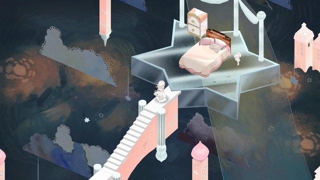 Đăng ký tải trước Lilulu - phiên bản hậu thế của siêu phẩm Monument Valley - Ảnh 2.