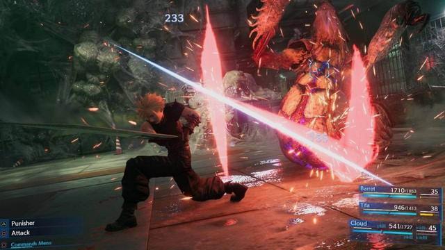 """Đẹp lung linh khi Final Fantasy VII Remake qua""""hệ máy lọc không khí"""" PS5, mua về đáng đồng tiền bát gạo - Ảnh 2."""