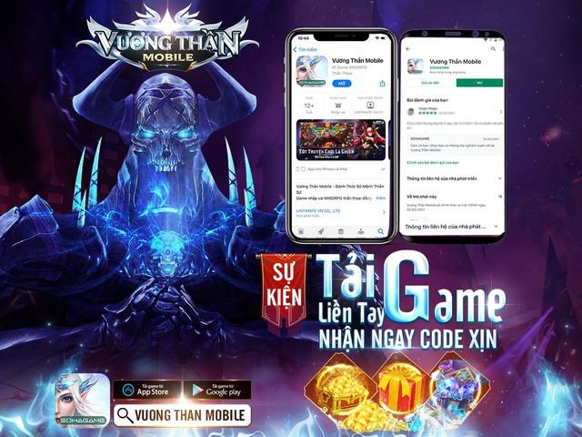 Top 5 lý do không thể bỏ lỡ Vương Thần Mobile: Vị vua mới dòng game thần thoại phương Tây, chính thức ra mắt 3/3 - Ảnh 1.