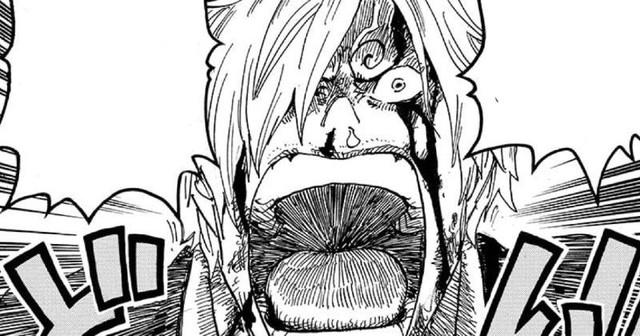 One Piece 1005: Sanji sẵn sàng thừa nhận điểm yếu trước phụ nữ, hành động này càng giống với đàn ông đích thực - Ảnh 2.