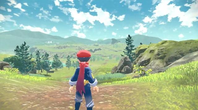 Cộng đồng game thủ trầm trồ trước sự rộng lớn của bom tấn thế giới mở Pokémon Legends Arceus - Ảnh 3.
