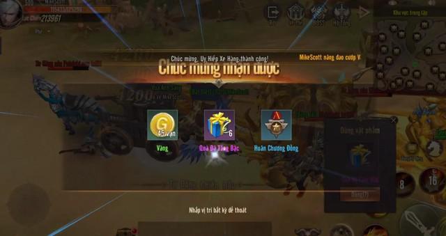 Vương Thần Mobile cho phép Vận Tiêu Liên server, thích thì chặn đường cướp luôn: Vấn nạn đạo tặc liệu có cách xử? - Ảnh 8.