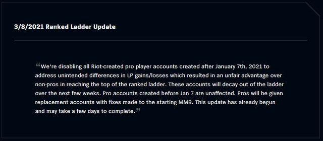 LMHT: Chật vật lắm mới leo được Thách Đấu Hàn, hàng loạt game thủ VCS lại đang có nguy cơ bị Riot đòi tài khoản - Ảnh 1.