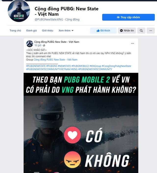 Phản ứng bất ngờ của game thủ Việt với nghi vấn PUBG Mobile 2 rơi vào tay NPH số 1 Việt Nam? - Ảnh 2.