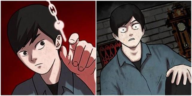 Top 10 webtoon kinh dị Escape-room-webtoon-cover-art-with-sean-in-a-room-1615367315523647132250