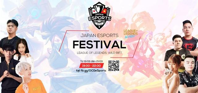 Sự kiện E-Sports Nhật Bản lần đầu được tổ chức online cho khán giả Việt Nam – Nhật Bản - Ảnh 2.