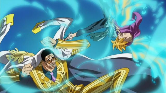 One Piece: Mặc dù rất mạnh nhưng Marco vẫn chưa được chứng minh đã giành chiến thắng trong 1 cuộc đấu tay đôi - Ảnh 1.