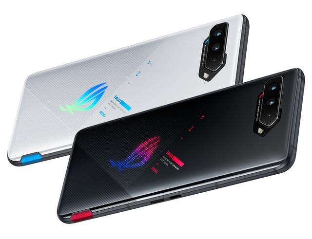 ASUS ROG Phone 5 ra mắt: Có 3 phiên bản, màn hình AMOLED 144Hz, Snapdragon 888, RAM khủng 18GB, giá từ 21,9 triệu - Ảnh 3.