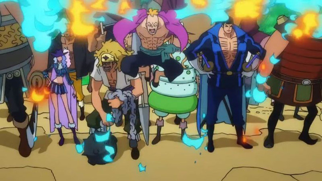 One Piece: Mặc dù rất mạnh nhưng Marco vẫn chưa được chứng minh đã giành chiến thắng trong 1 cuộc đấu tay đôi - Ảnh 4.