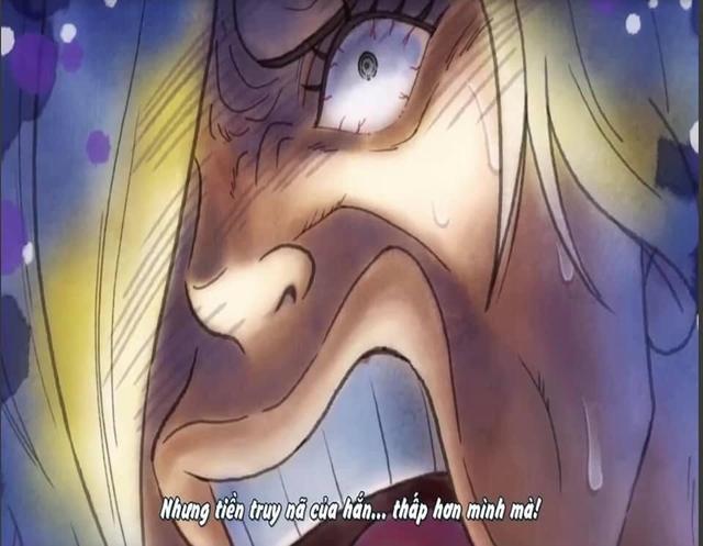 One Piece: Bị kẻ có truy nã chỉ hơn 100 beli tát vỡ mồm, Queen xứng đáng thay thế Sanji cho ngôi vị Vua tấu hài - Ảnh 3.