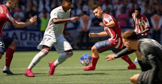 Phân biệt chủng tộc, game thủ FIFA bị cấm vĩnh viễn - Ảnh 1.