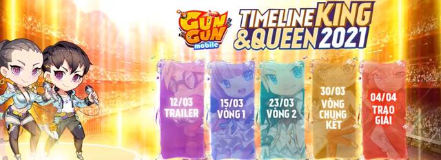 Game bắn súng TOP 1 - Gun Gun Mobile công bố sự kiện King & Queen 2021, chơi lớn tặng 1 cặp PS5 cho người chiến thắng! - Ảnh 9.