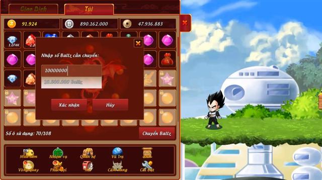 Gọi Rồng Online: Game duy nhất cho phép trao đổi KNB, giao dịch trực tiếp 1:1, chấp cả bom tấn - Ảnh 4.