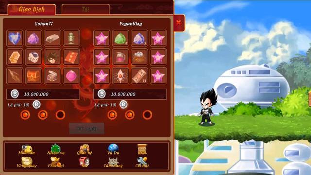 Gọi Rồng Online: Game duy nhất cho phép trao đổi KNB, giao dịch trực tiếp 1:1, chấp cả bom tấn - Ảnh 3.