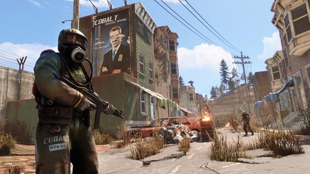 Hàng chục máy chủ của Rust bị xóa sổ sau vụ cháy lớn - Ảnh 1.