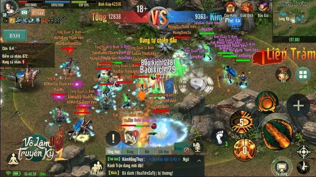 Game thủ Việt sắp chính thức được trải nghiệm VLTK 1 Mobile, kiểm tra ngay App Store và Google Play - Ảnh 4.