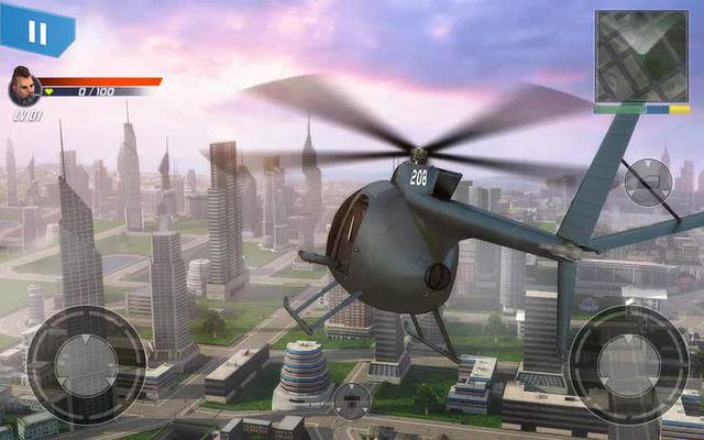"""Top Game Mobile Offline hay nhất bắt chước y xì GTA 5 nhưng lại nhẹ đến """"giật mình"""", máy nào cũng chơi được - Ảnh 5."""