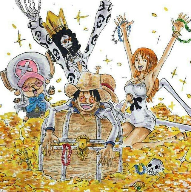 One Piece: Khi băng Mũ Rơm dẫn nhau đi mua đồ công nghệ thì như thế nào? - Ảnh 1.