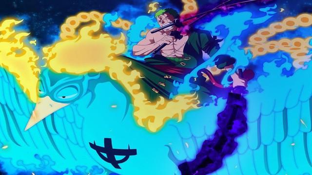 One Piece: Điều gì sẽ xảy ra nếu Oden cưỡi Phượng Hoàng Marco và tấn công Kaido? - Ảnh 1.