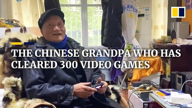 Cận cảnh cụ ông 86 tuổi chơi game, phá đảo GoT, Cyberpunk 2077 và 300 bom tấn khác - Ảnh 1.
