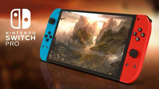 Nintendo Switch Pro mới sẽ ra mắt vào cuối năm nay, có thể chơi game 4K - Ảnh 2.