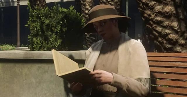 Đồ họa lỗi khiến Red Dead Redemption 2 có một bug khá kinh dị - Ảnh 1.