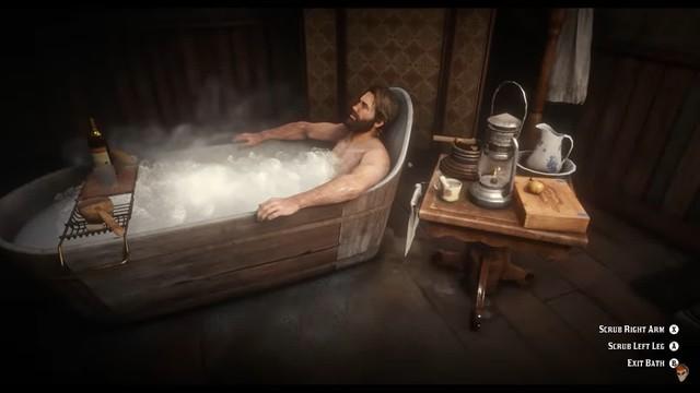 Đồ họa lỗi khiến Red Dead Redemption 2 có một bug khá kinh dị - Ảnh 3.