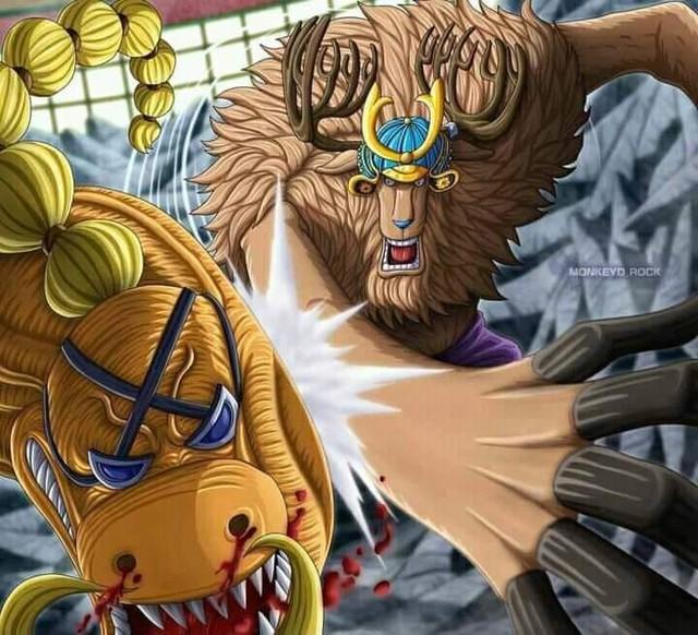 One Piece: Với màn vả lệch mặt kẻ có truy nã hơn 1 tỷ beli, sau arc Wano mức truy nã của chủ tịch Chopper là bao nhiêu? - Ảnh 1.