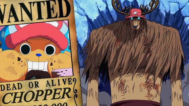 One Piece: Với màn vả lệch mặt kẻ có truy nã hơn 1 tỷ beli, sau arc Wano mức truy nã của chủ tịch Chopper là bao nhiêu? - Ảnh 2.