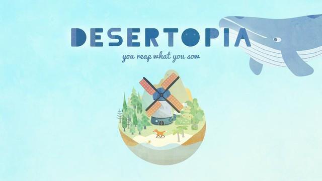 Valentine trắng thư giãn cùng người thương qua tựa game Desertopia - Ảnh 1.