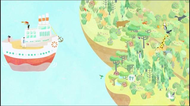 Valentine trắng thư giãn cùng người thương qua tựa game Desertopia - Ảnh 2.