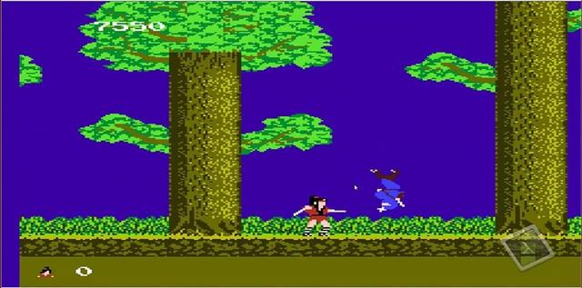 Ninja cứu mẹ, Rambo lùn, Mario và những tựa game điện tử 4 nút một thời từng gây bão tại Việt Nam (p2) - Ảnh 1.