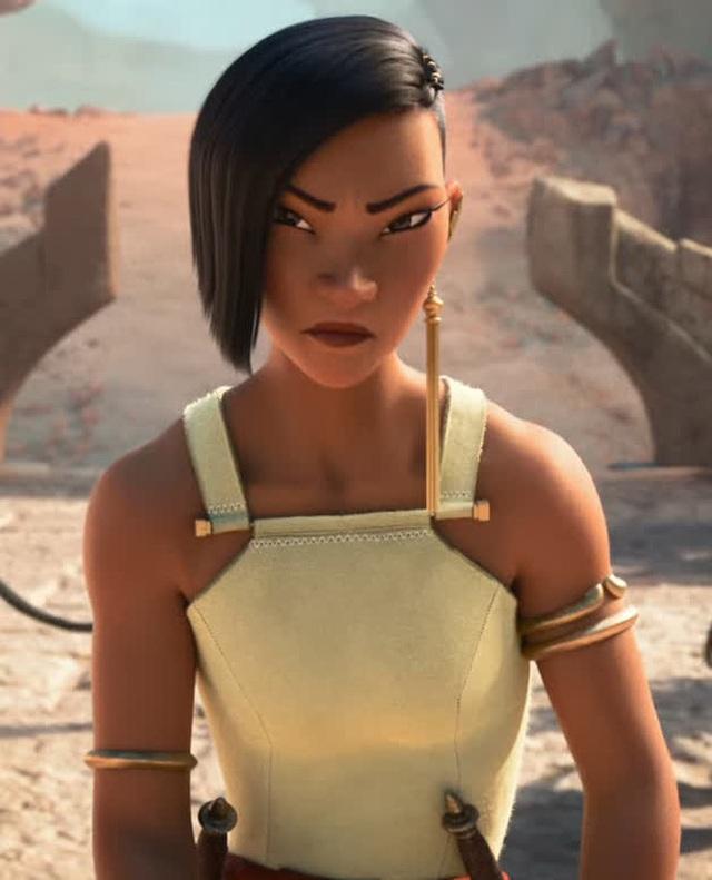 Phim Disney lấy cảm hứng Việt Nam gây tranh cãi vì phụ đề đầu cắt moi - Ảnh 4.