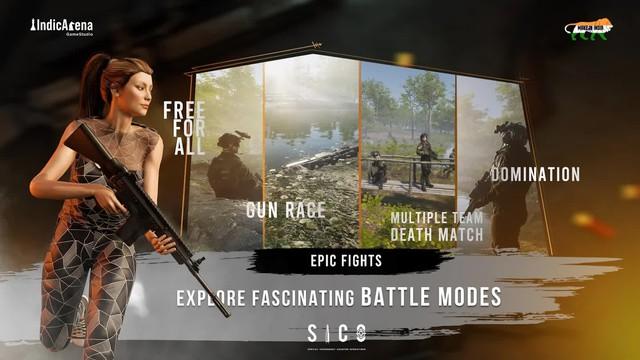 Game thủ quốc gia này tự tin đã làm ra game bắn súng đỉnh nhất, làm luôn tang lễ tiễn đưa PUBG Mobile - Ảnh 5.