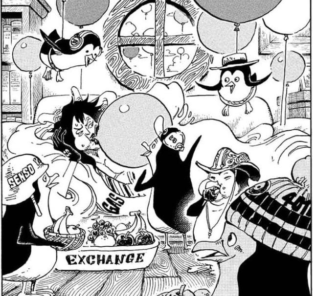 Soi One Piece chap 1007: Chopper chứng tỏ bản lĩnh chủ tịch trái ngược với sự lạnh lùng, tàn nhẫn của Queen - Ảnh 1.