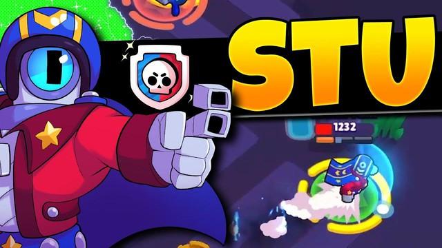 Stu - Chiến binh mới của Brawl Stars có gì đặc biệt? - Ảnh 1.