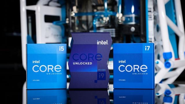 Intel ra mắt chip Core S-series thế hệ 11, gửi lời thách thức tới đội đỏ - Ảnh 1.