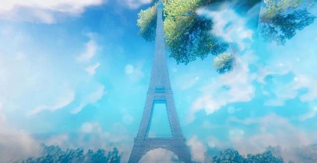 Game thủ tái hiện tòa tháp Eiffel vô cùng đồ sộ, tráng lệ trong Valheim - Ảnh 4.
