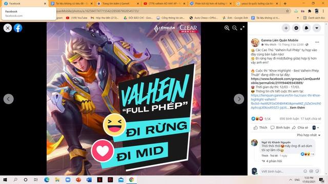 Cuối cùng thì nên lựa chọn Valhein AD hay AP? - Ảnh 1.