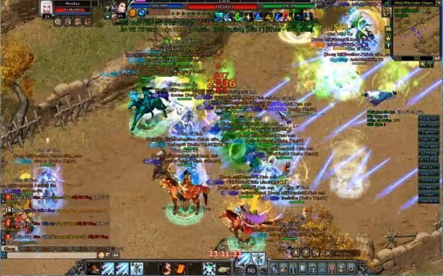Những tựa game online đã từng được coi là huyền thoại với người chơi Việt, làm mưa làm gió thời quán net 3k/tiếng (P3) - Ảnh 2.