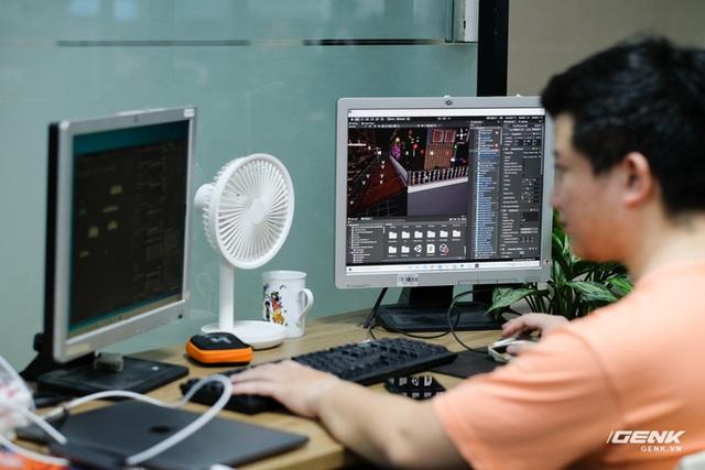Đột nhập hậu trường DUT Studio, khám phá các bí mật đầy bất ngờ đằng sau dự án game kinh dị Thần Trùng - Ảnh 3.